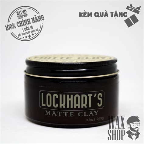 Morris Pomade by Matte Clay Professional Lockhart Pomade