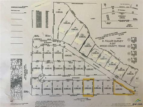 map of mineola texas pr 6307 mineola tx 75773 land for sale and real estate listing realtor 174
