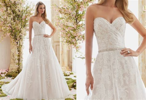 How to Choose a Suitable Wedding Dress for Your Figure