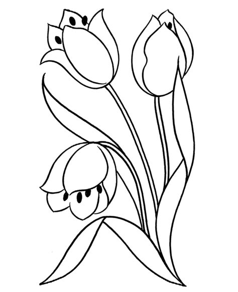 coloring pages of flowers free free printable flower coloring pages for kids best