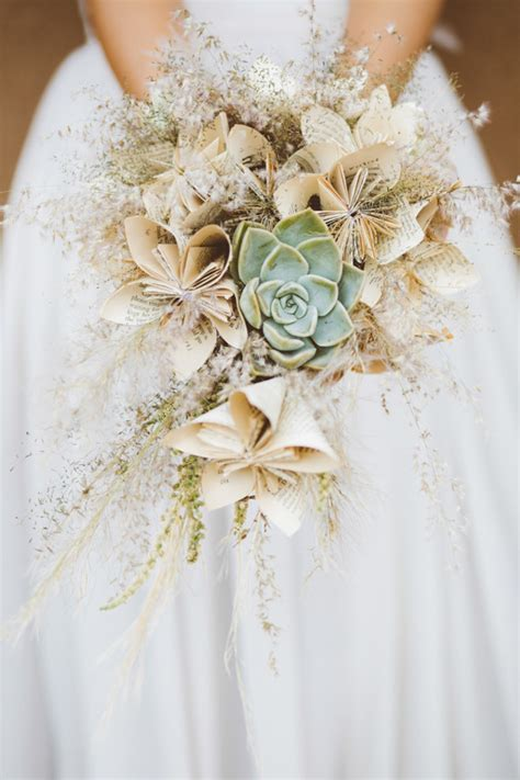 Paper Flower Bouquets - paper flower wedding ideas diy paper flowers 100 layer