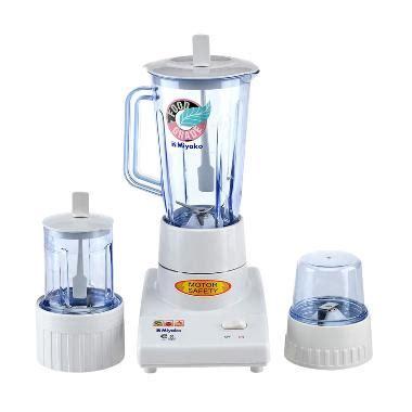 Mixer Tangan Merk Miyako jual miyako bl 102 pl blender harga kualitas