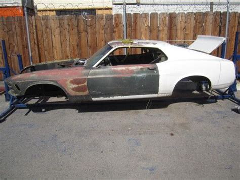 used 1970 mustang parts find used 1970 mustang fastback project car with lots of