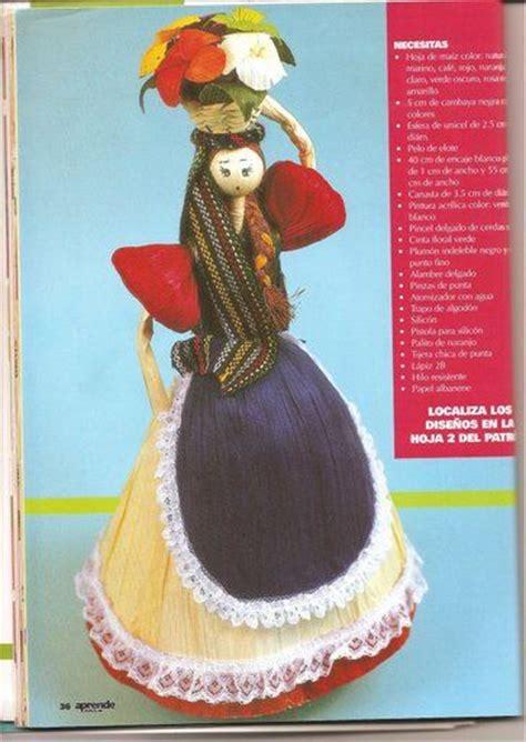corn husk dolls freels quot el rastro quot encuentro de artesanos mundo todo