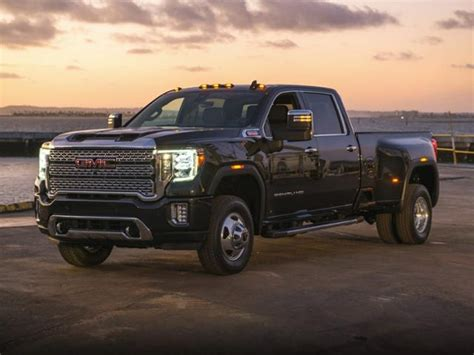 2020 Gmc 3500 Denali For Sale by New 2020 Gmc 3500hd Crew Cab Standard Box 4 Wheel