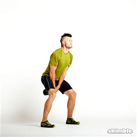 kettlebell swing muscle groups hamstrings how to do exercises by muscle group skimble