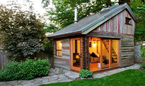 yard guest house prefab backyard cottage small tiny