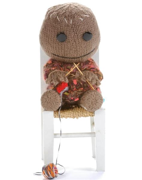 how to knit a sackboy simply knitting brings sackboy to unigamesity