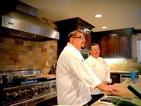 My Kitchen Chefs by Two Master Chefs Cooked In My Kitchen Ligaya Magazine