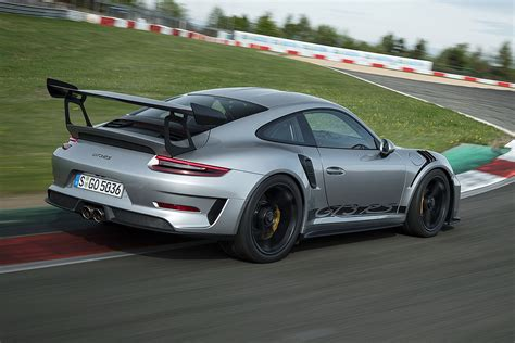 Autobild 911 Facelift by Porsche 911 Gt3 Rs Facelift 2018 Test Bilder