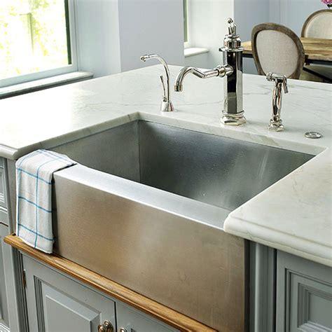 Farmhouse Kitchen Cabinets & Sink Design Ideas [ 99