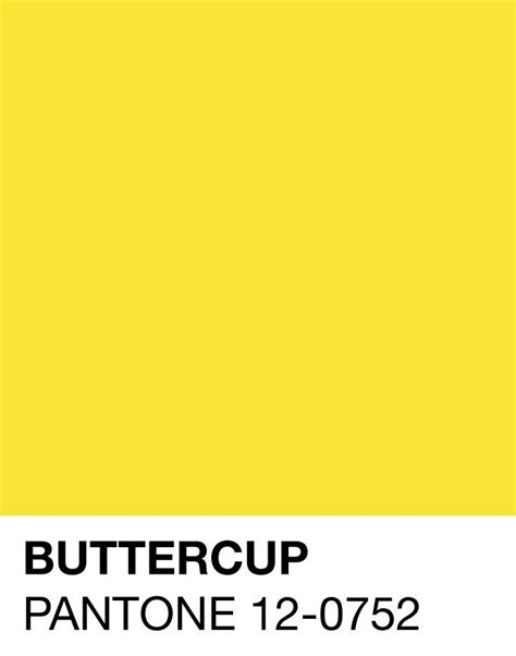 buttercup color buttercup pantone 12 0752 summer 2016