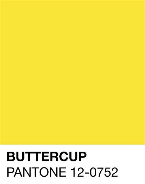 pantone yellow buttercup pantone 12 0752 spring summer 2016 spring