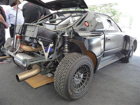 Toyota Mr2 Chassis Mr2 Quot 222d Quot S B Chassis Rally Car