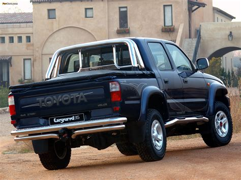 Of Toyota Images Of Toyota Hilux 2700i Legend 35 Cab 2004