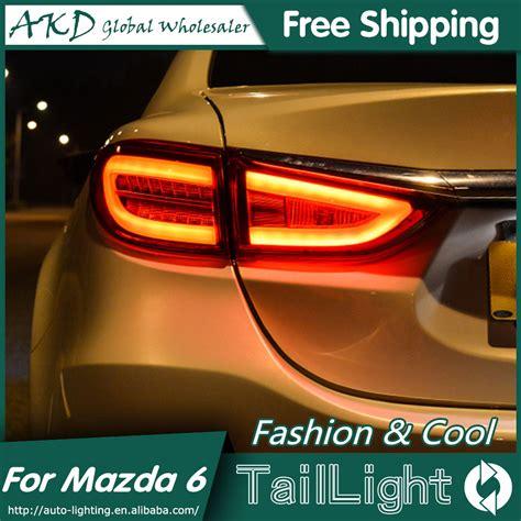 mazda 6 light bulb akd car styling for mazda6 tail lights 2014 2015 new mazda