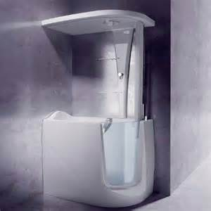 mini dusche mini bathtub and shower combos for small bathrooms