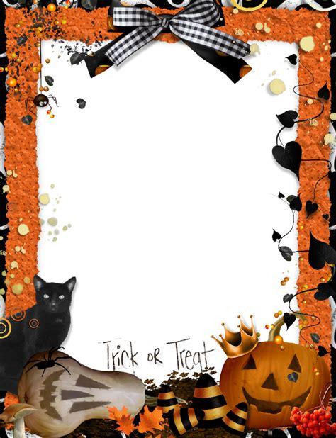 imagenes png hallowen marcos de foto halloween 4 png marcos gratis para