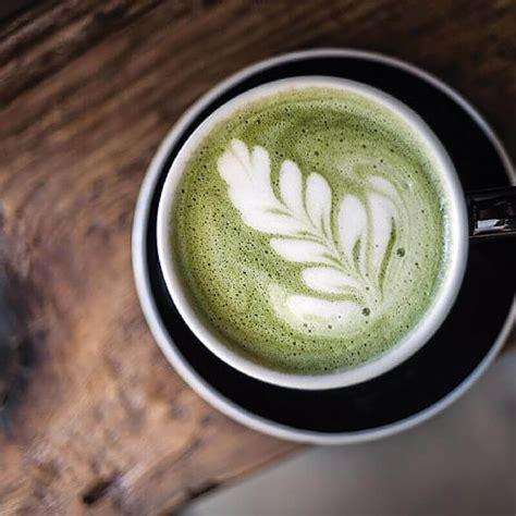 Green Coffee Latte bulletproof coffee vs bombproof matcha discover the winner