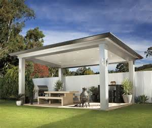 Garden Pergola With Roof by Stratco Pavilion Authorised Dealer Of Pavilion By Stratco