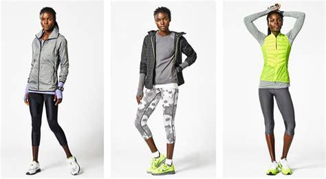 imagenes de ropa nike para mujer colecci 243 n deportiva de nike primavera 2014