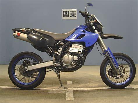 kawasaki d tracker 50cc moto