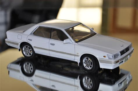 Best Home Interiors Aoshima Nissan Laurel C33 Medalist Club L 1 24 Scale