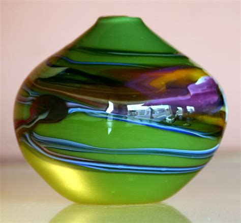 blown glass 301 moved permanently