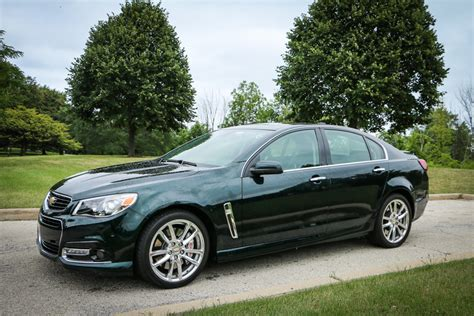 review chevrolet review 2015 chevrolet ss 95 octane