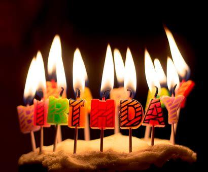 Happy Birthday Candle Lilin Musik Happy Birthday geburtstagstorte kostenlose bilder auf pixabay
