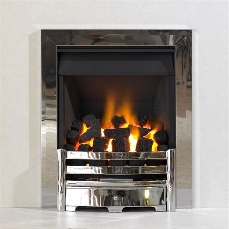 open gas fireplace kinetic inset open fronted manual gas class 1