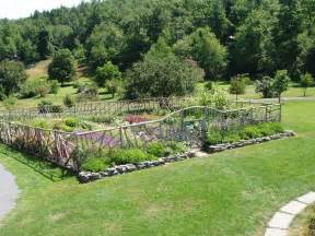 pictures of backyard vegetable gardens two and a farm inspiration thursday hobbit