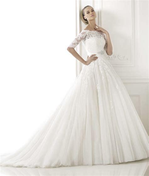 Pronovias Best Size 12 Wedding Dress ? OnceWed.com