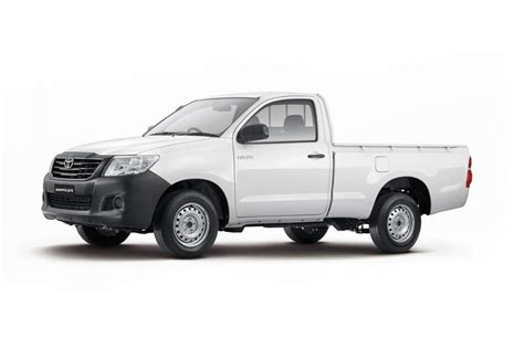Toyota Single Cabin by Toyota Hilux Single Cabin Reviews Prices Ratings With