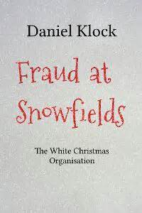 Fraud At Snowfields e book cover design awards november 2013