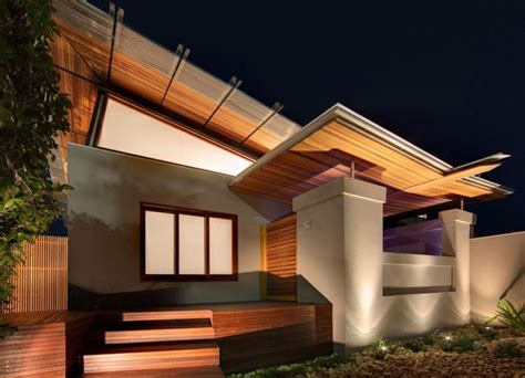Wood Brings Warmth To Home Design Modern House Designs Architectural House Designs Australia
