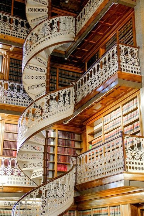 library staircase staircase law library des moines iowa places spaces