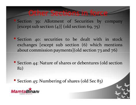 section 22 companies act section 40 companies act 28 images companies act 2013