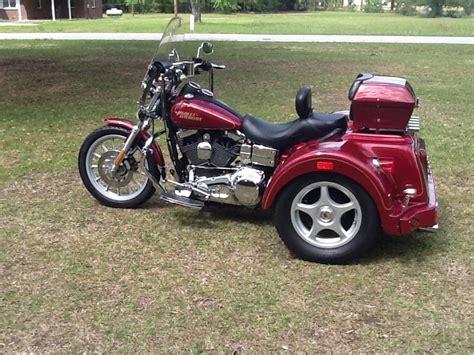All New Used Harley Davidson 174 Trikes 843 Bikes Page 1 Chopperexchange Buy 2004 Harley Davidson Dyna Trike On 2040motos
