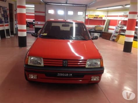 peugeot 105 for sale sold peugeot 205 gti 1 6 rossa 105 used cars for sale