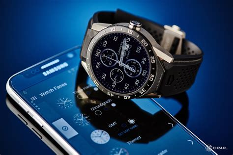 Tag Heuer Connected Black Original quot on quot tag heuer connected zdj苹cia live dost苹pno蝗艸