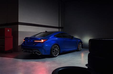 2020 Lexus Rcf 2020 lexus rc f track edition gives luxury coupe real bite
