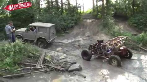 homemade 4x4 off road go kart homemade 4x4 buggy offroad test youtube