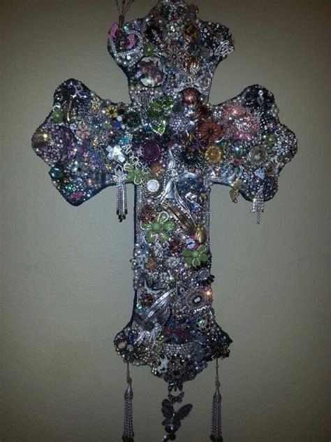 cross decorated   jewelry