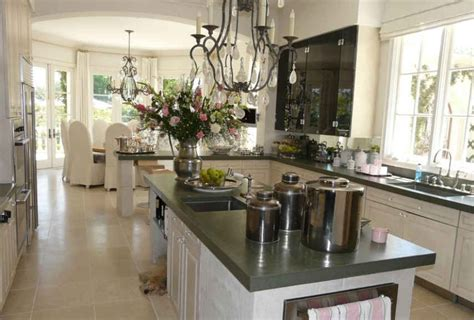 lisa vanderpump house lisa vanderpump s house kitchen hooked on houses