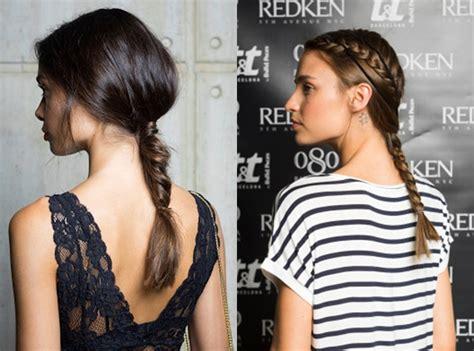 peinados primavera 2016 hairstyle trend los peinados de moda para la primavera