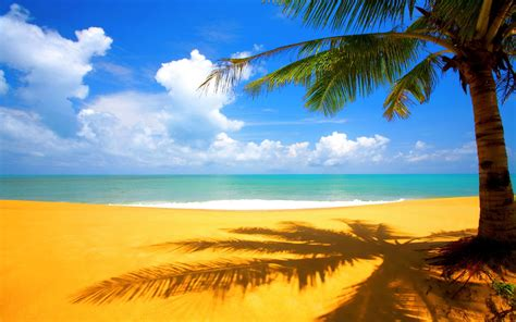 desktop themes beaches hd beach desktop backgrounds wallpapersafari