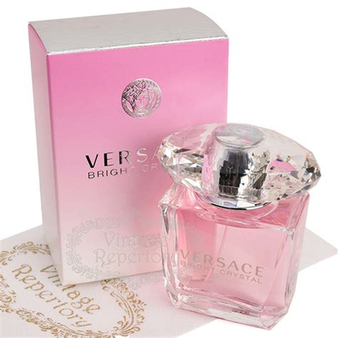 Dontella Appears For New Versace Fragrance by Gianni Versace Bright Eau De Toilette