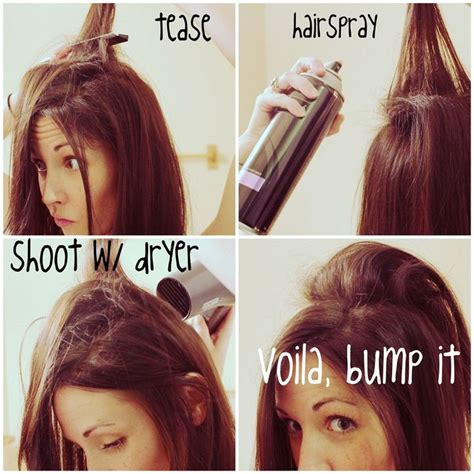hair front bump tutorials 100 ideas to try about hair medium length hairs older