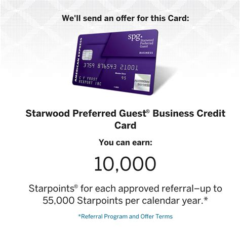 Send Amex Gift Card Via Email - get 10 000 points for referring a friend to starwoods amex cards personal and